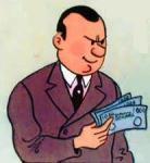 Al Capone a Tintín a Amèrica
