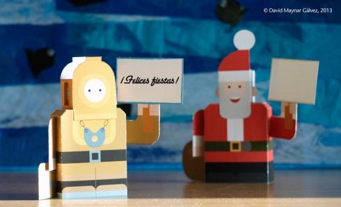 Papertoy nadalenc