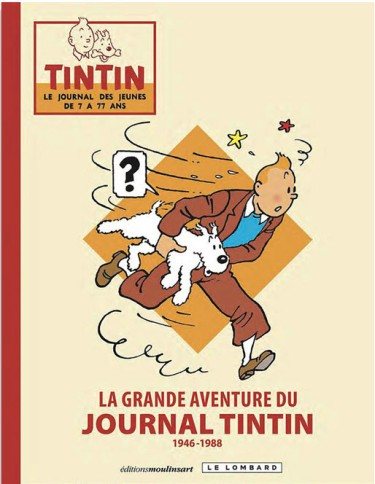 journal tintin