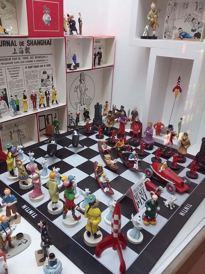 Escacs tintinaires
