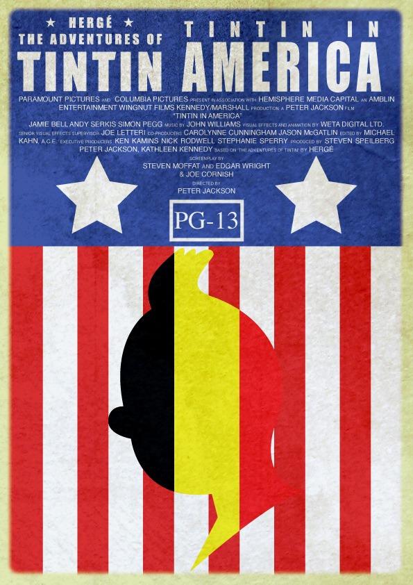 Tintin a Amèrica
