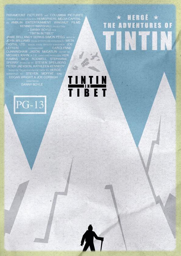 Tintin al Tibet